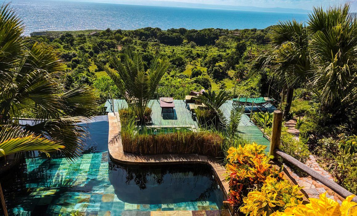 Birds eye view of Casa el Paraiso